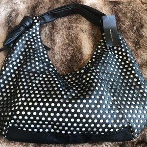 Adorable Polka Dot BCBG Handbag